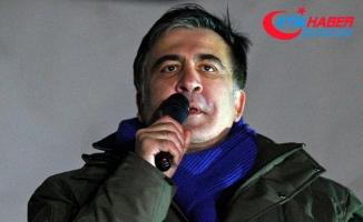 Saakaşvili hakim karşısına çıktı