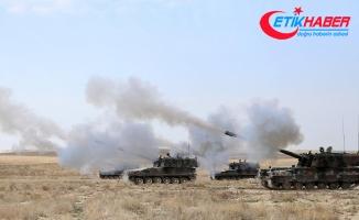 """İngiliz The Sunday Telegraph """"Türk jetleri Suriye'deki Kürt birliklerine  karşı atağa geçti"""""""