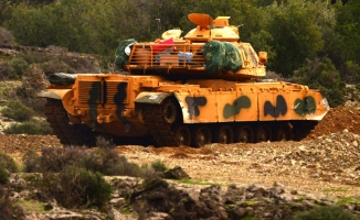 Afrin'de bir askerimiz şehit oldu