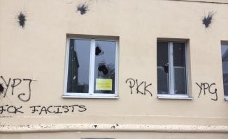 Almanya'da PYD/PKK yandaşları 2 camiye saldırıda bulundu