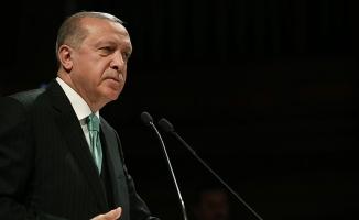 Cumhurbaşkanı Erdoğan: Bölge, Türkiye için bir terör tehdidi olmaktan çıkana kadar operasyonlarımız sürecektir