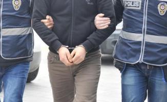 Türk bayrağına saygısızlık iddiasıyla tutuklandı