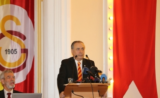 Galatasaray'ın yeni başkanı Mustafa Cengiz: Galatasaray'da hiçbir şey eskisi gibi olmayacak