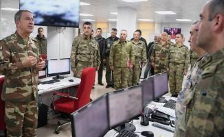 Genelkurmay Başkanı Orgeneral Akar: Son terörist etkisiz hale getirilene kadar harekat sürecek