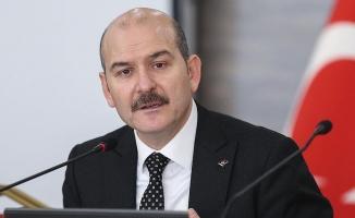 İçişleri Bakanı Süleyman Soylu: Her gün bir adım ileriye gidiyoruz