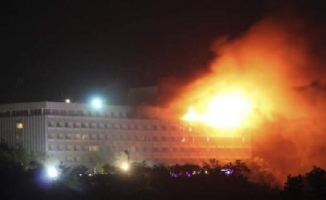 Kabil'de beş yıldızlı otele silahlı saldırı: En az 15 ölü