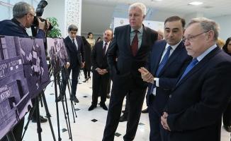 Kazakistan'da 'Kara Ocak' kurbanları anıldı