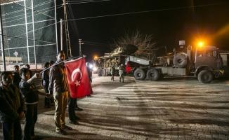 Kilis Valiliği, Suriye sınır hattındaki bazı alanları 15 gün boyunca özel güvenlik bölgesi ilan etti