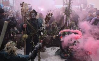 Makedonya'da Vevçani Karnavalı