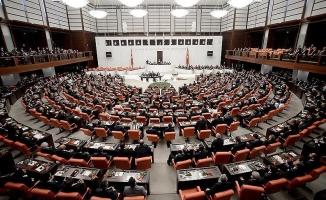 Meclis'te gündem 'Zeytin Dalı Harekatı'