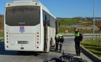 Motosiklet ile cezaevi nakil aracı çarpıştı: 2 ölü