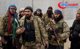 ÖSO'nun Afrinli komutanından sivillere 'tek hedef PYD/PKK' mesajı