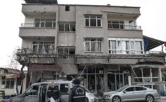 PYD/PKK saldırılarında 1 sivil öldü, 46'sı yaralandı