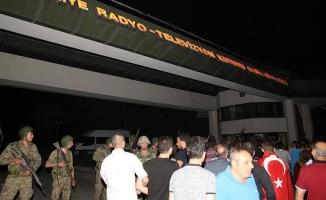 TRT'yi işgal girişimi davasında karar