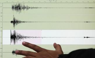 Yunanistan'da 4,4 büyüklüğünde deprem