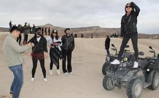 '2018 Kapadokya'da Çin yılı olacak'
