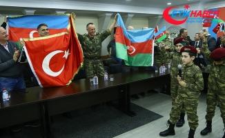 Azerbaycanlı STK'lardan Zeytin Dalı Harekatı'na destek