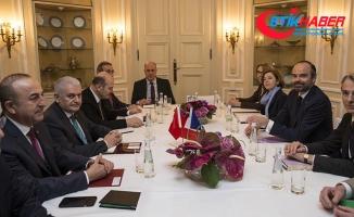 Başbakan Yıldırım, Fransa Başbakanı Philippe ile görüştü