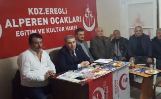 """""""BBP 'Cumhur İttifakı'nda yer alacaktır"""""""