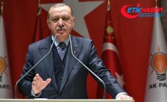 Cumhurbaşkanı Erdoğan: Şu anda Suriye'de eğer Esed'den bahsediliyorsa, Esed katildir