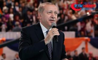 Erdoğan: Mehmet'imiz imanlı milletimizin dualarıyla zaferi kucaklayacak