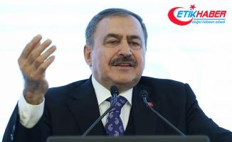 Eroğlu: Sadece yazın GAP bölgesinde suyu ekonomik kullanmalıyız