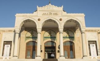 Etnografya Müzesi'nde 'Avrupa'da cami' belgeseli
