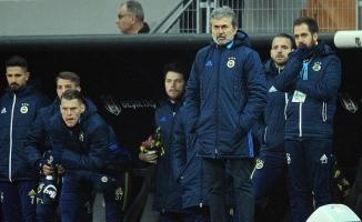 Fenerbahçe Teknik Direktörü Kocaman: Beşiktaş daha iyi oynadı ve hak ederek kazandı
