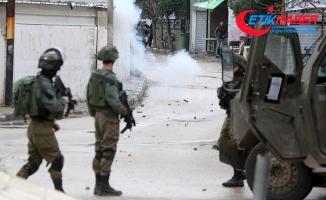 İsrail askerleri Gazze sınırındaki gösterilere müdahale etti