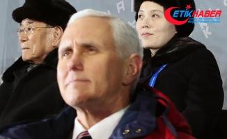 Kuzey Kore, Pence ile toplantıyı son dakikada iptal etmiş
