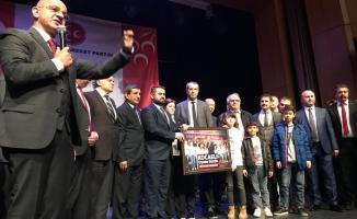 MHP Kocaeli'nde İstişare Toplantısı Gövde Gösterisine Dönüştü! 1566 kişi MHP'ye katıldı
