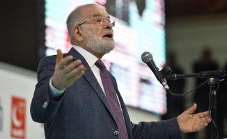 Saadet Partisi Genel Başkanı Karamollaoğlu: Tüm insanlık üzerinde oyunlar oynanıyor