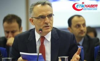 TBMM'de Ağbal ile CHP'li milletvekilleri arasında tartışma