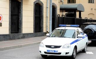 """Türkiye'nin Moskova Büyükelçiliğine """"beyaz toz"""" bulunan zarf gönderildi"""