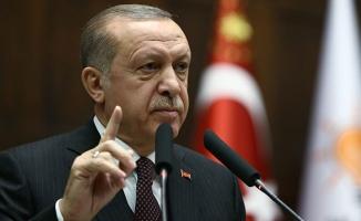 Erdoğan AK Parti'li 45 milletvekiliyle görüşüyor
