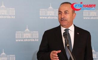 Dışişleri Bakanı Çavuşoğlu: Astana'da Doğu Guta'yı ele aldık
