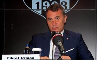 """Fikret Orman'dan """"115. yıl"""" mesajı"""