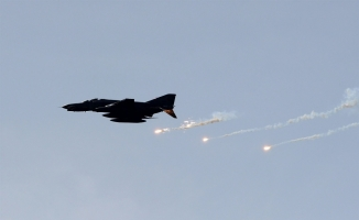 Kuzey Irak'a hava harekatı: 9 terörist daha öldürüldü