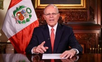 Peru Devlet Başkanı Kuczynski istifa etti