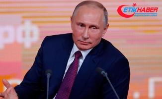 Putin: Yeni bir silahlanma yarışına girme arzusunda değiliz