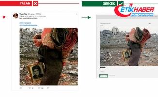 PYD/PKK yanlıları Çeçenistan savaşından Afrin yalanı üretti