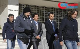 Yunanistan, darbeci askerlerin üçüncü iade talebini reddetti