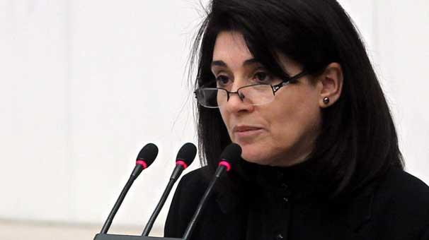 Karma Komisyonun HDP'li Zana hakkındaki kararı
