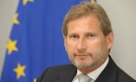 """Hahn'dan """"Batı Balkanlar'da ortak pazar"""" önerisi"""