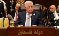 Filistin Devlet Başkanı Abbas'tan çağrı