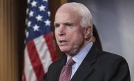 ABD'li senatör McCain'den Kerkük açıklaması