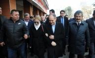 Bakan Kılıç, halk oylaması irtibat bürosunun açılışını yaptı