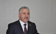 Bakan Arslan, Bursa'da