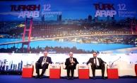 Başbakan Yardımcısı Şimşek 12. Türk Arap Ekonomi Forumunda konuştu