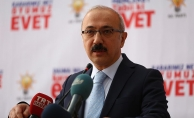 """Kalkınma Bakanı Elvan:  """"Allah'tan kork kardeşim ya"""""""